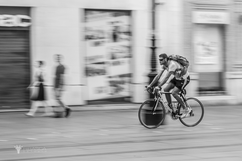 "11.- ""El barrido del ciclista"" - Ribasca"