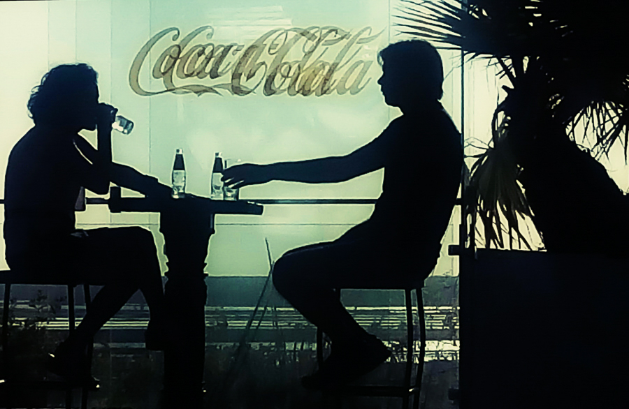 """7.- Contraluz-SEP-""""CocaCola"""""""